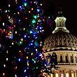 Von weihnachtlicher Stimmung war man am Donnerstag im US-Senat weit entfernt.