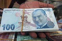 Die türkische Lira ist auf den internationalen Finanzmärkten so wenig wert, wie noch nie.