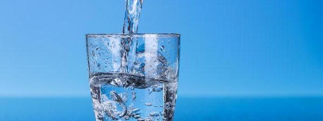 Wasser, Trinken, Trinkwasser, Glas