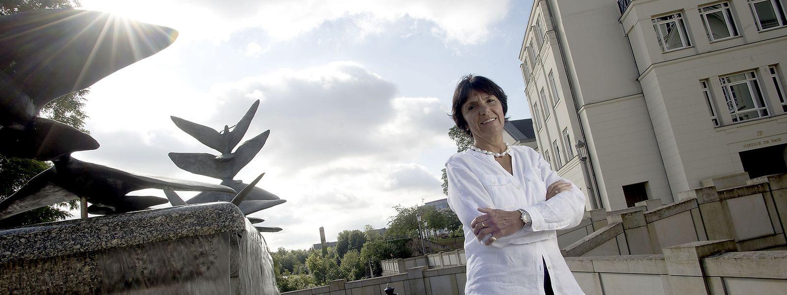 Erfahrung und Kompetenz: Martine Solovieff kann auf 30 Jahre Staatsanwaltschaft zurückblicken.