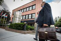 CdP Commissariat aux assurances:présentation du rapport. Foto:Gerry Huberty