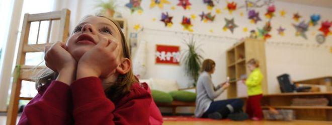 Alle Kinder zwischen eins und vier Jahre werden ab der Rentrée 2017 von 20 kostenlosen Betreuungsstunden in den Kitas verfügen können. Damit will die Regierung eine mehrsprachige Frühförderung bestärken.