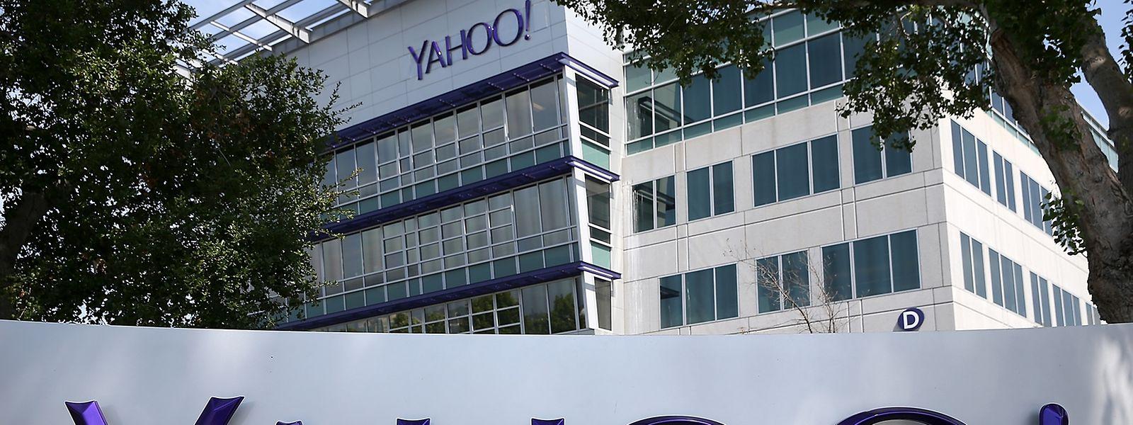 Im Hauptsitz von Yahoo in Sunnyvale herrscht derzeit Krisenstimmung.