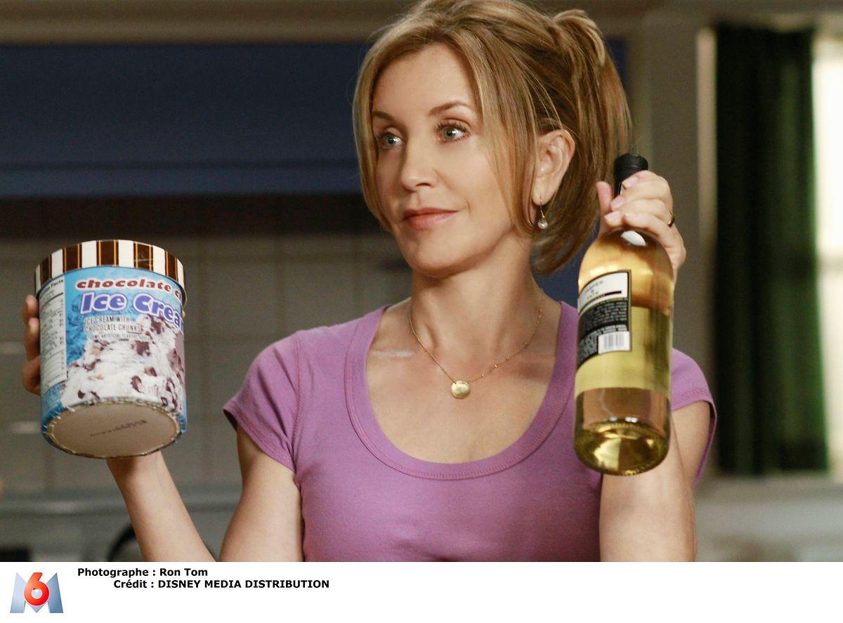 """A atriz durante a série """"Donas de Casa Desesperadas"""""""