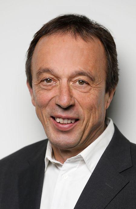 Prof. Eckart Hammer ist Gerontologe an der Evangelischen Hochschule in Ludwigsburg.