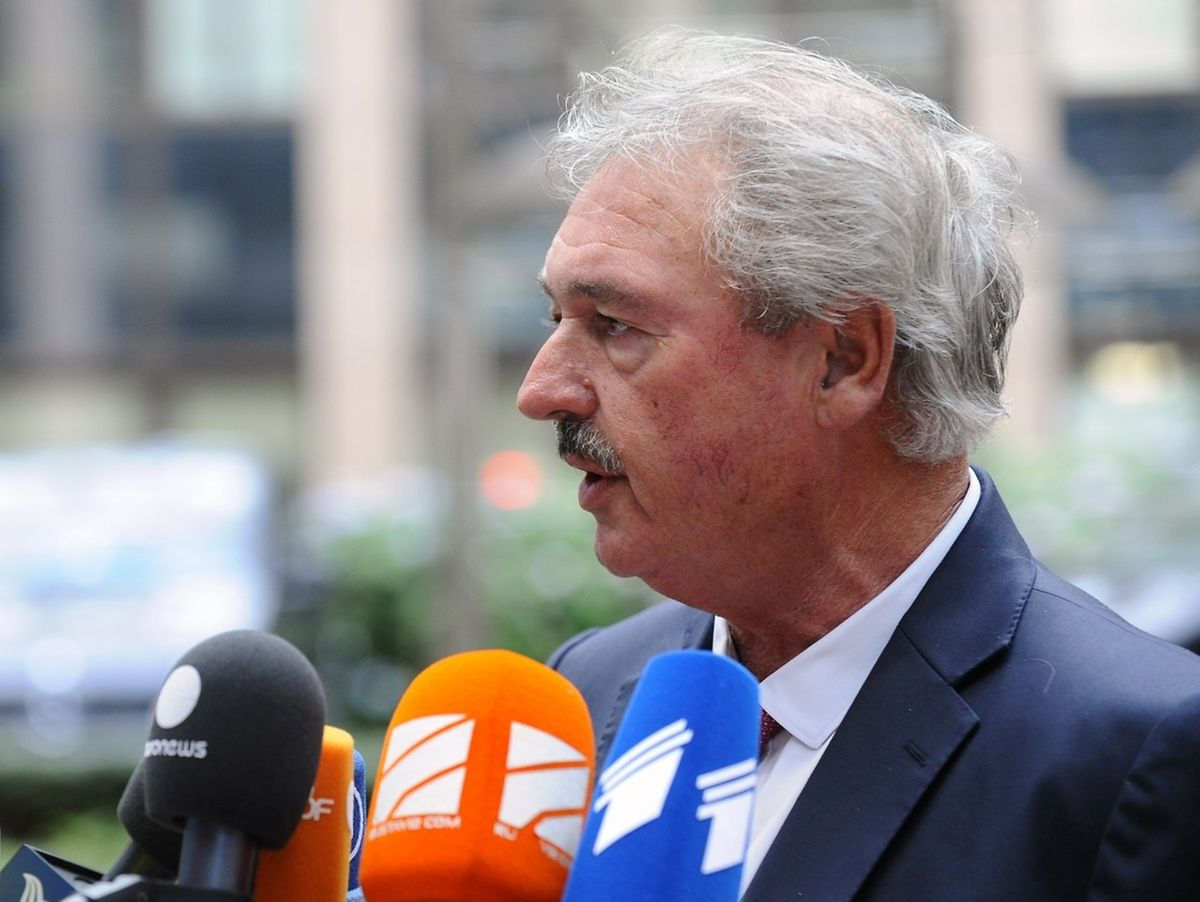 Luxemburgs Immigrationsminister Jean Asselborn hat das Treffen einberufen.