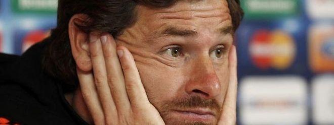 Na próxima temporada Villas-Boas gostava de treinar em Espanha, Alemanha, Itália ou França