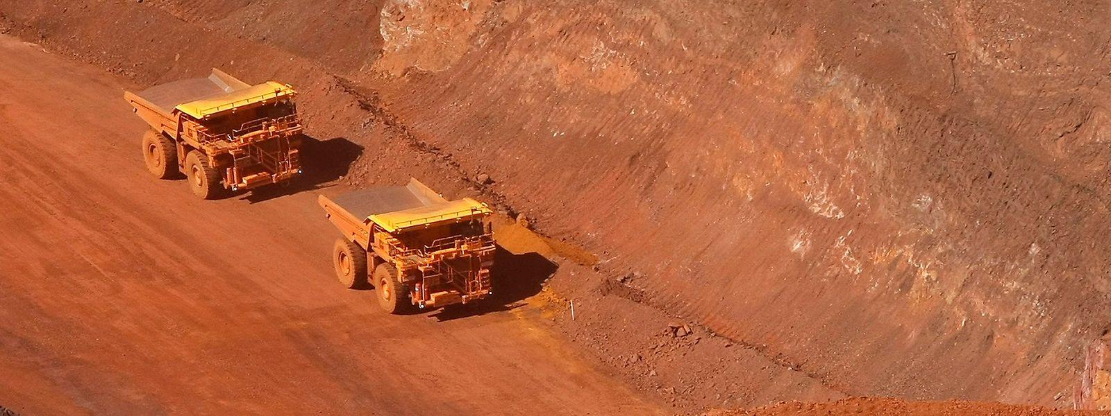 Die Metalle der Seltenen Erden kommen fast ausschließlich aus China und werden für Computer, Smartphones und Windkraftanlagen gebraucht.
