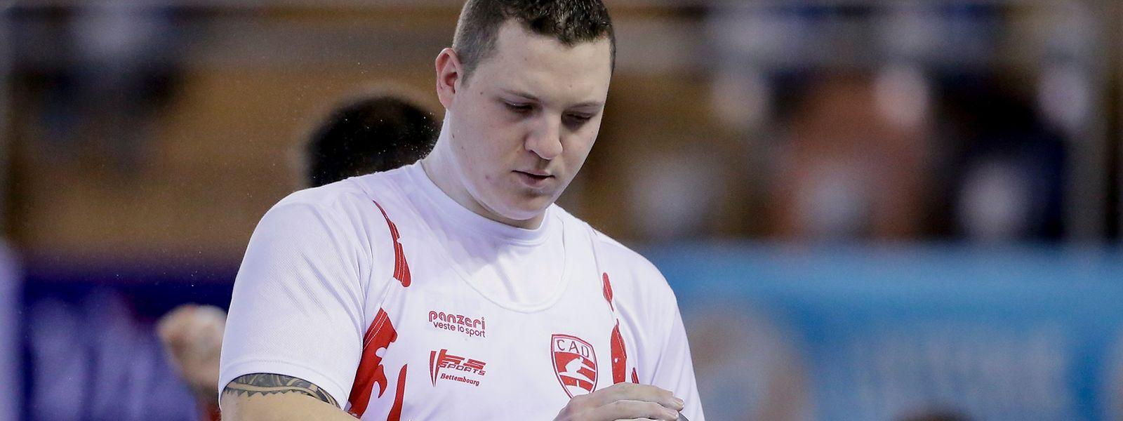 Tom Habscheid ist bisher der einzige luxemburgischer Athlet, der sicher zu den Paralympischen Spielen nach Rio fahren wird