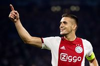 Le capitaine de l'Ajax Amsterdam, Dusan Tadic est un des fers de lance de la sélection serbe