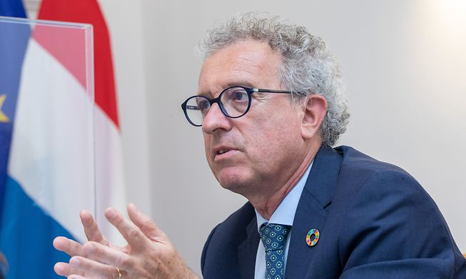 Finance Minister Pierre Gramegna said the practice is entirely legitimate as part of tax investigation procedures