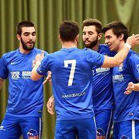 UEFA Futsal Cup : Des Lituaniens, des Monténégrins et des Kosovars au menu de Differdange