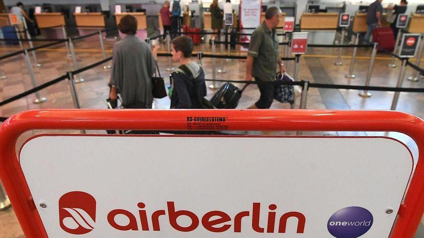 Air Berlin verhandelt mit drei Interessenten