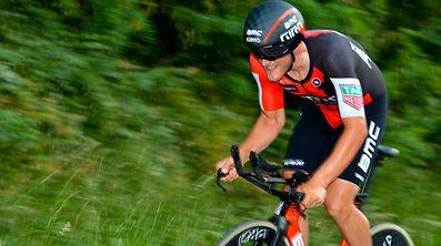 Jempy Drucker (BMC) - Nationale Radsportmeisterschaften im Zeitfahren - Foto: Serge Waldbillig