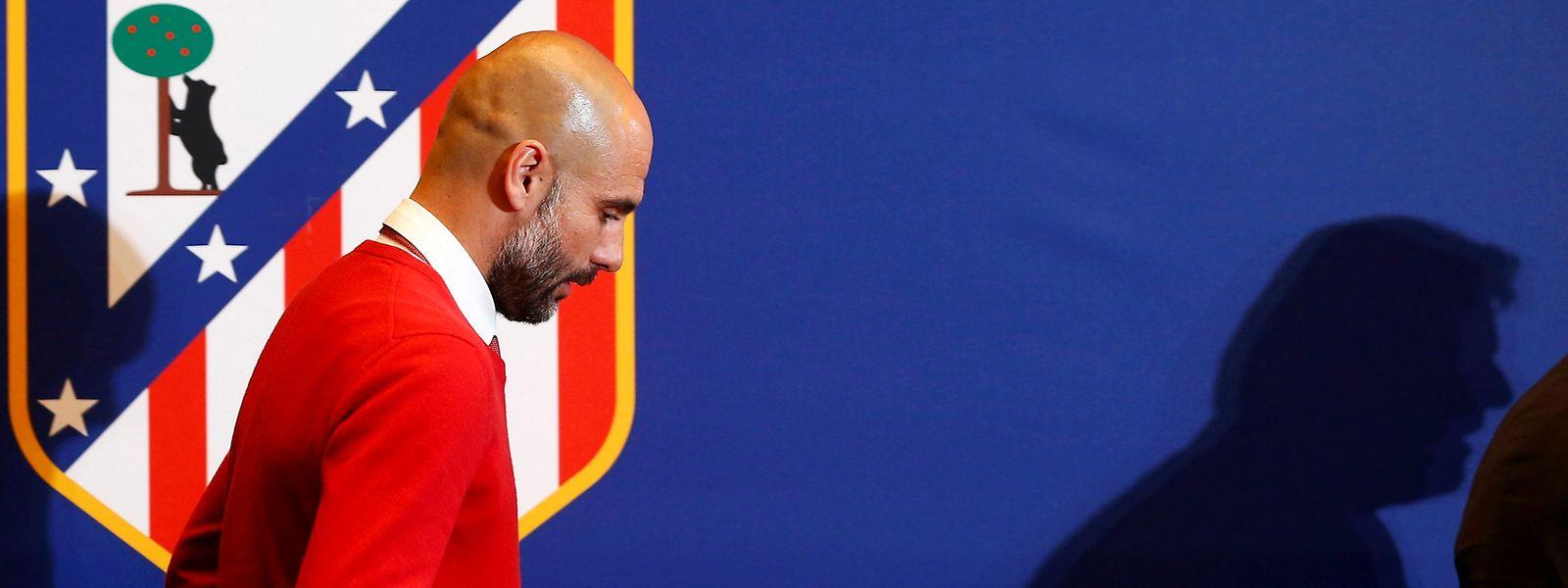 Die Spielweise von Atletico dürfte Pep Guardiola einige Sorgen bereiten.