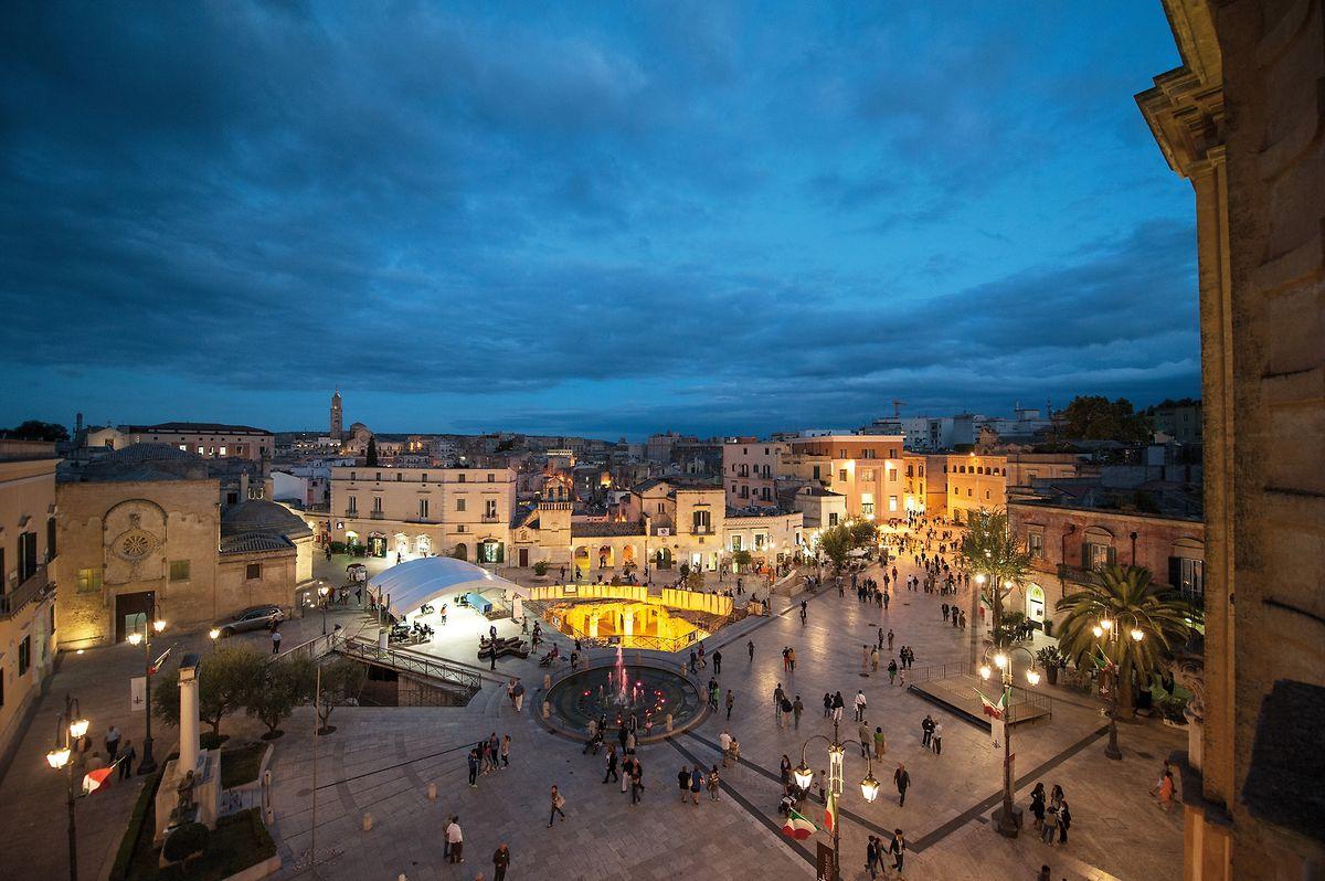Kultur und Geschichte: Matera hat als Europäische Kulturhauptstadt 2019 viel zu bieten und erlebt derzeit einen regelrechten Aufschwung.