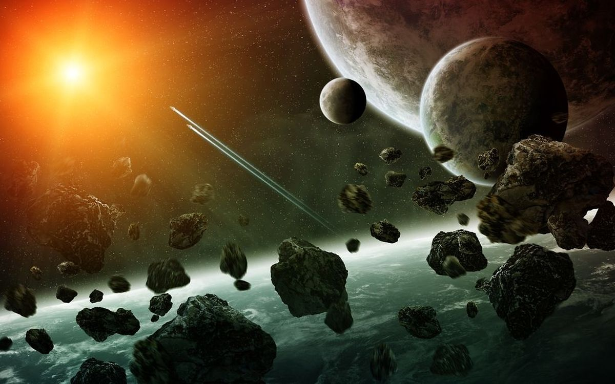 The Luxembourg government has been trying to foster a private space mining sector in the country Photo: Shutterstock