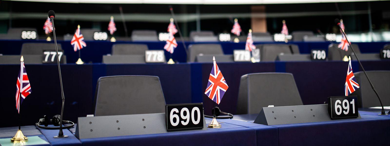 Am 31.01.2020 soll Großbritannien die EU verlassen.