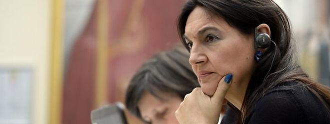 Marie-Christine Marghem, la ministre de l'Energie.