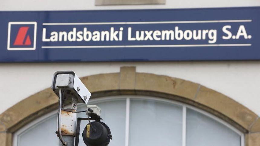 Les locaux de la filiale luxembourgeoise, au coeur des débats.