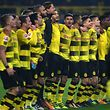 Un triplé d'Aubameyang, un doublé de Philipp. Dortmund en état de grâce a enflammé son «Mur Jaune» samedi en balayant Mönchengladbach 6-1.
