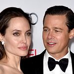 Brad Pitt e Angelina Jolie. Divórcio já chegou ao Luxemburgo