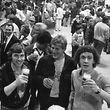 """Der Ausflug auf die """"Foire"""" war seit jeher ein Muss: Besuch auf der Frühjahrsmesse anno 1983."""