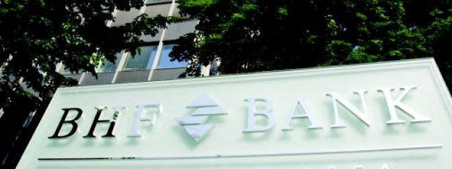 Seit 1972 war die BHF-Bank in Luxemburg präsent.