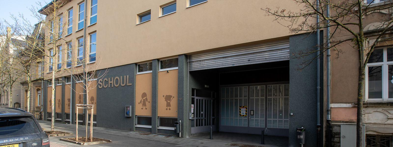 In der Schule in der Rue Michel Welter sind die Klassen regelmäßig zu klein.