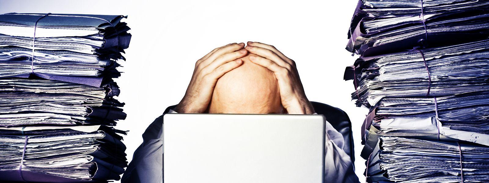 L'hyper-connectivité n'a rien de bon : ni pour le santé du salarié, ni pour sa vie personnelle. Et pas plus d'avantages pour l'entreprise qui risque de voir un collaborateur fléchir, voire définitivement flancher.