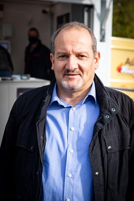 Marc Ragnacci - Verantwortlicher des Service national de prévention de la criminalité