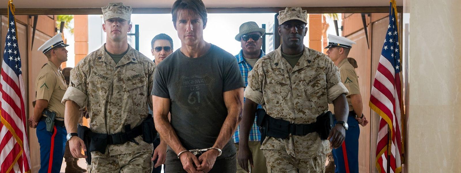 Tom Cruise gibt einmal mehr den Agenten Ethan Hawk.