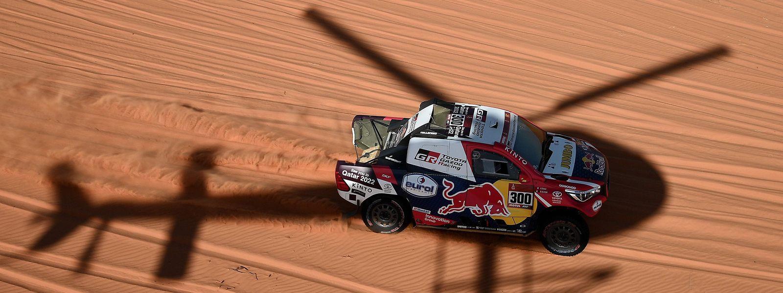 La première édition du Dakar au Moyen-Orient connaîtra son épilogue ce vendredi 17 janvier.