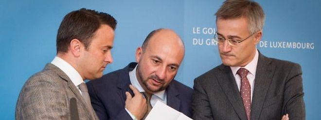 Ensemble, le DP, le LSAP et Les Verts n'obtiendraient plus que 26 sièges au parlement si les Luxembourgeois votaient ce dimanche, contre 32 sièges en octobre 2013.