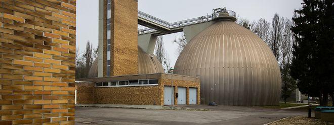 Die Kläranlage in Beggen ist eine der modernsten Anlagen in Europa.