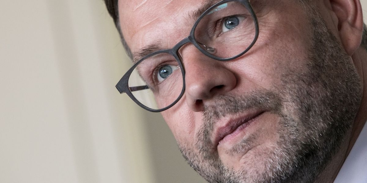 Michael Roth, Staatsminister für Europa im Auswärtigen Amt in Berlin.