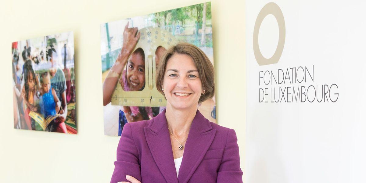 Pour la directrice de la Fondation de Luxembourg, Tonika Hirdman, la nouvelle image du Luxembourg et la reconnaissance de la France vont accentuer la philanthropie au Luxembourg