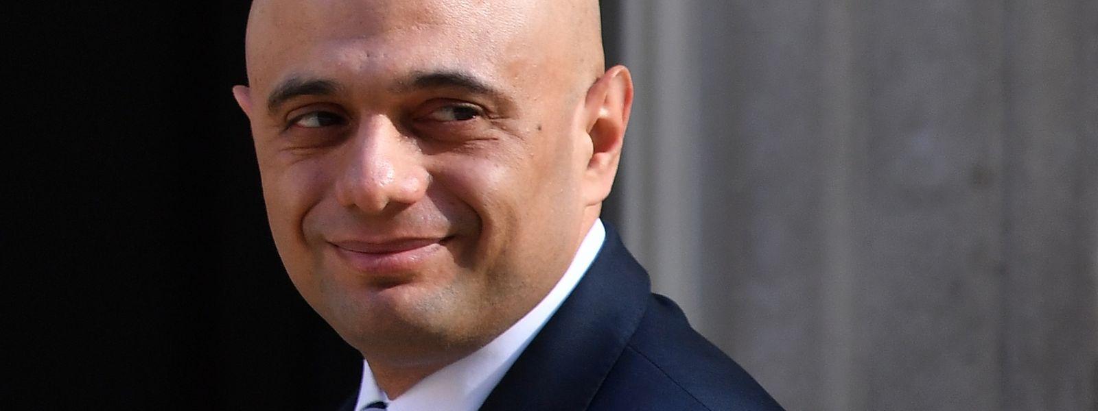 Sajid Javid könnte den Brexit-Kurs der Regierung entscheidend beeinflussen.