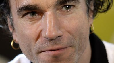 "(FILES) This file photo taken on February 14, 2008 shows  actor Daniel Day-Lewis listening to journalists during a press conference in Athens. Day-Lewis, one of the most acclaimed performers of his generation, has announced he is retiring. Citing the 60-year-old star's spokeswoman Leslee Dart, trade magazine Variety said he ""will no longer be working as an actor."" ""He is immensely grateful to all of his collaborators and audiences over the many years,"" Dart said. ""This is a private decision and neither he nor his representatives will make any further comment on this subject.""  / AFP PHOTO / LOUISA GOULIAMAKI"