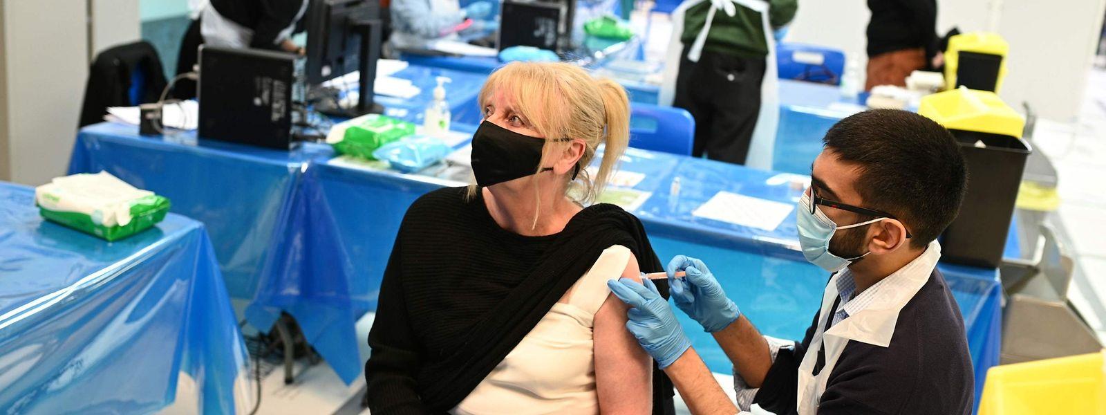 Pour l'heure, 15.407 doses anti-covid ont été administrées au Grand-Duché.