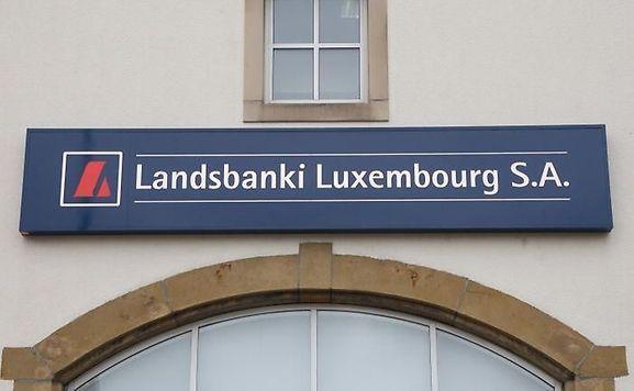 Resultado de imagen de landsbanki luxembourg