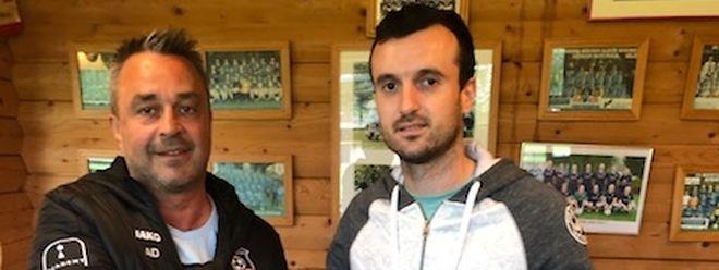 Almir Smigalovic va mettre son expérience au service du Sporting