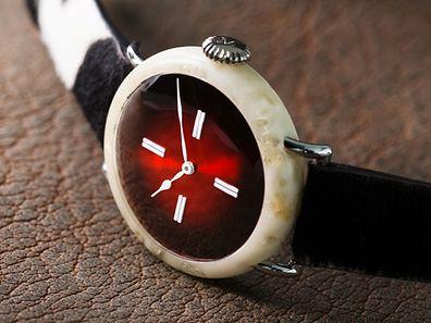 Yep this watch really is made of hard Swiss cheese!