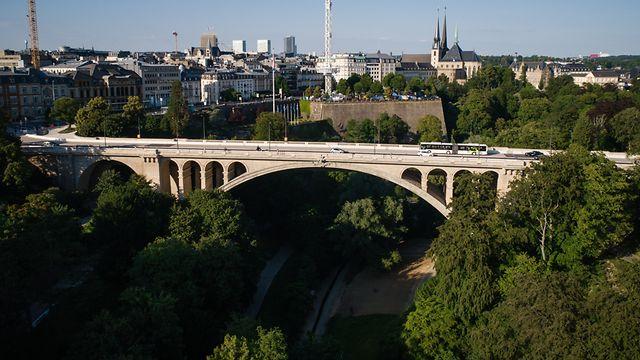 Pont Adolphe - Luxembourg - Photo : Pierre Matgé