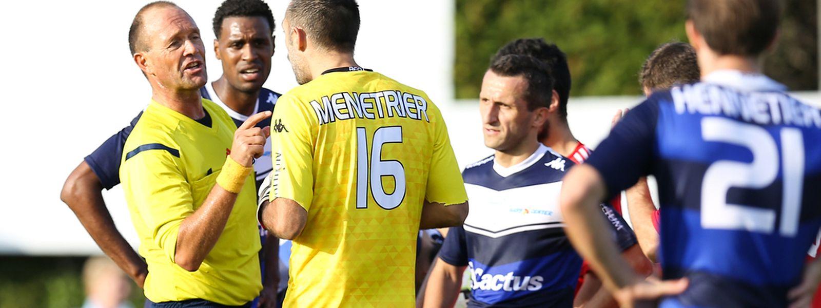 Le RFCUL de Mickaël Ménétrier retrouve le RM Hamm Benfica en Coupe, face à qui le portier du Verlorenkost avait été exclu en championnat de PH le 19 octobre dernier