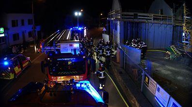 31 pompiers étaient sur place pour maîtriser les flammes.