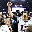 Quarterback Tom Brady hat den Super Bowl zum vierten Mal gewonnen.