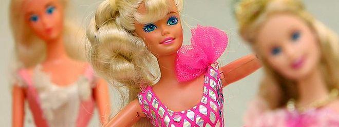 Barbie und Hot Wheels-Spielzeugautos kommen bei den Kindern offensichtlich nicht mehr so gut an.