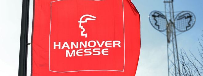 """Die """"Hannover Messe"""" findet vom 4. bis zum 8. April statt."""