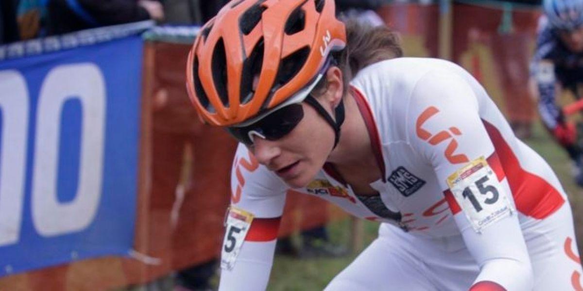 Marianne Vos victorieuse à Pontchâteau et de la Coupe du monde de cyclo-cross Elites dames.